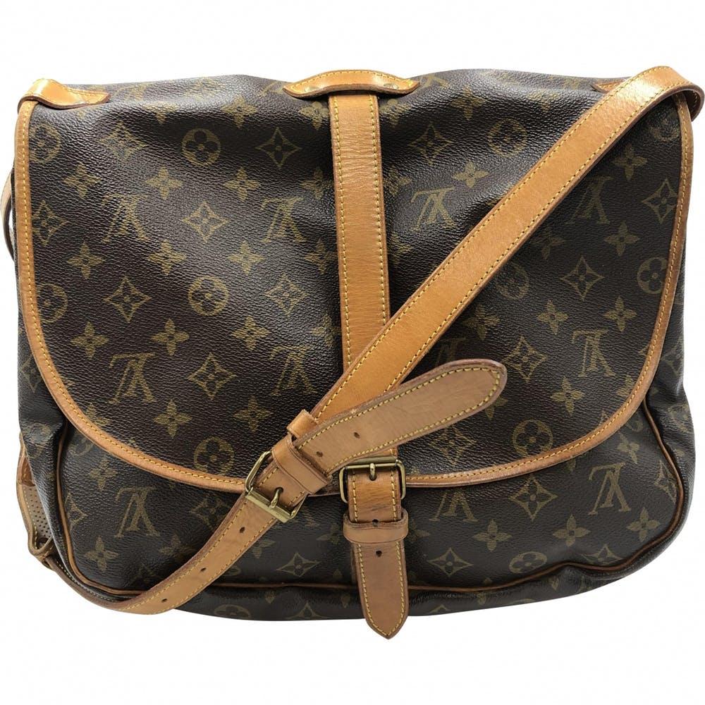 en venta de1ee 49ba5 Louis Vuitton Bandolera Monogram