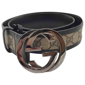 Complementos |  | CINTURÓN INTERLOCKING BUCKLE | Gucci