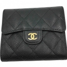 Cartera Timeless Chanel Caviar