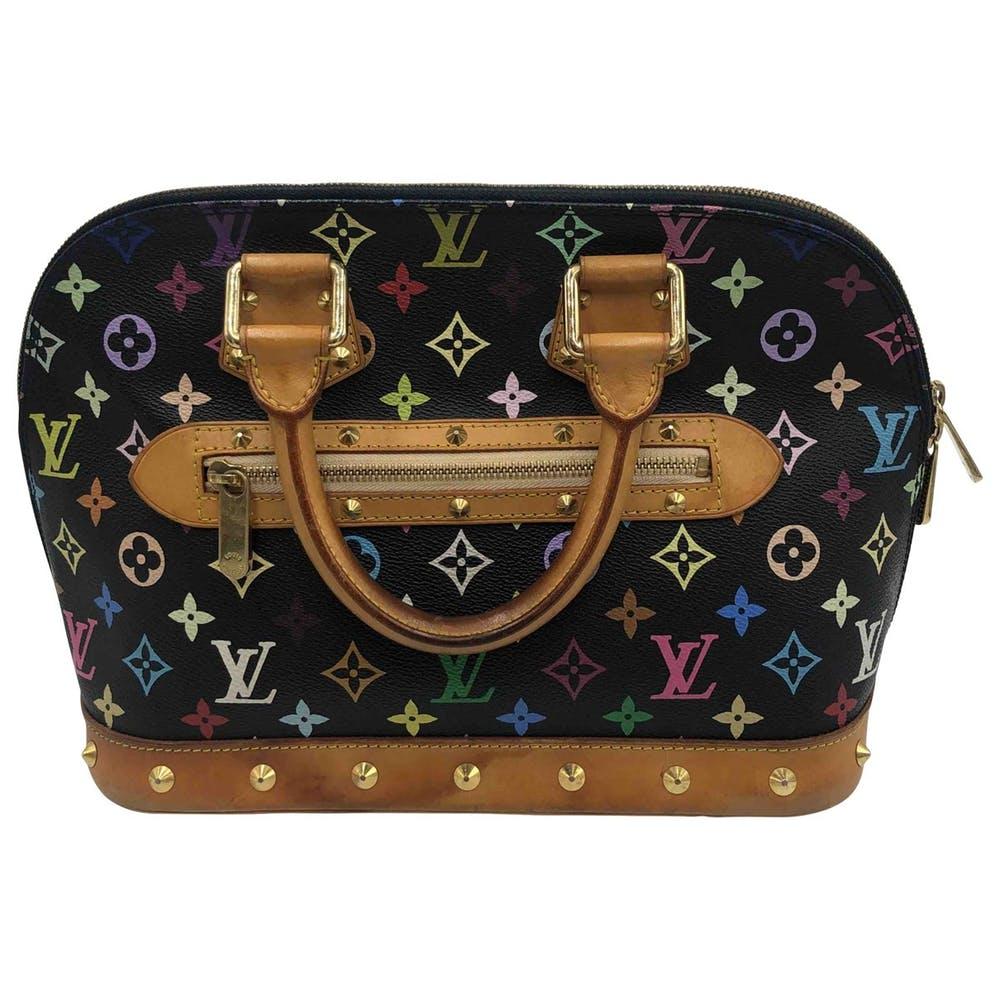 Alma Louis Vuitton bolso de marca de segunda mano
