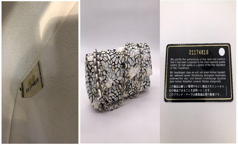 bolsos chanel con tarjeta original